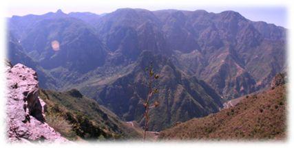 Description: Copper Canyon