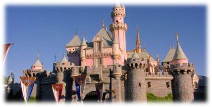 Description: Disney Land, California