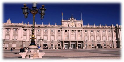 Description: Exotic Monuments in Madrid