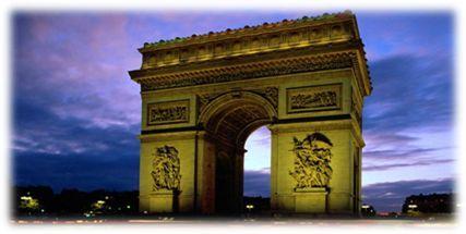 Description: Arc De Triomphe