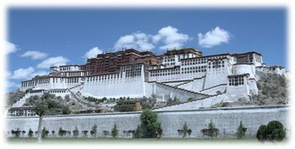 Description: Land of Tibet
